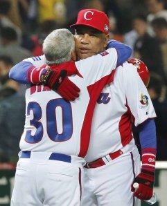 Excelente el manejo de los lanzadores por parte de la dirección cubana